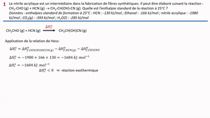 L2S4/chimie - TD thermo 1